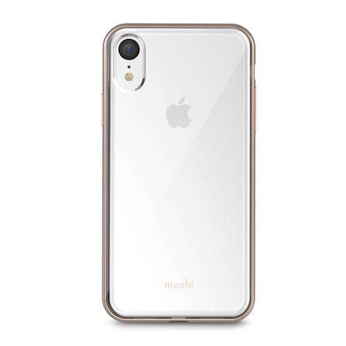 MOSHI Vitros Case for iPhone XR Champagne Gold
