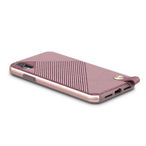 MOSHI Altra Case for iPhone XR Pink