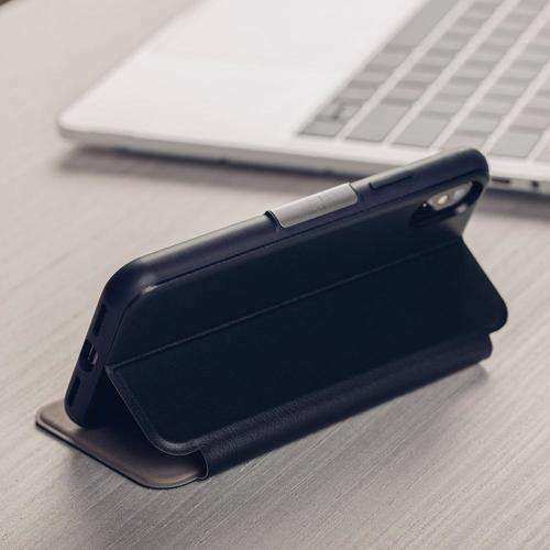 MOSHI Sensecover Midnight Blue for iPhone XS Max