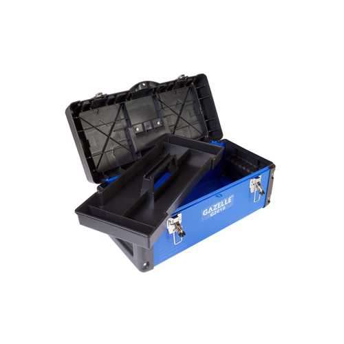 GAZELLE - G2019 20 Inch Pro Tool Box with Tray