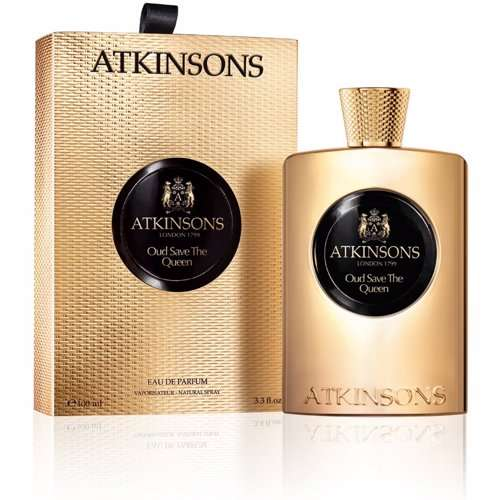 Atkinsons 1799 Oud Save The Queen Edp 100Ml