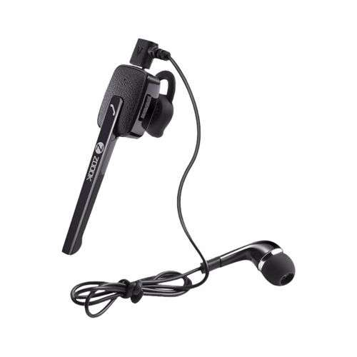 Zoook ZB Rocker iGear Stereo Bluetooth Headset - Black
