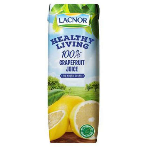 Lacnor Healthy Living Grapefruit-1Ltr