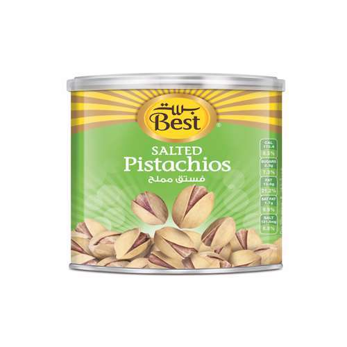 Best Salted Pistachios Can 110gm