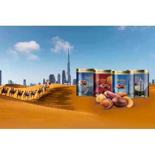Arabian Tales Burj Khalifa Can 200gm