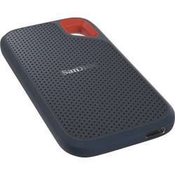 SanDisk 500GB Extreme Portable External  SSD - Up To 550Mb/S - USB C, USB 3.1, Up To 550Mb/S Speed