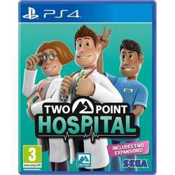 Sega Two Point Hospital (PS4) By PS010309