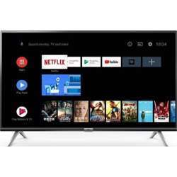 TCL 43 Inch Full Hd Smart Led Tv, Ai With Google Assistant, Chrome Cast Built In