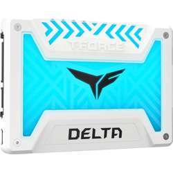 Team Group T-Force Delta RGB  SSD 2.5, 1TB SATA  Iii Internal RGB Solid State Drive For Mb With 5V Add Header