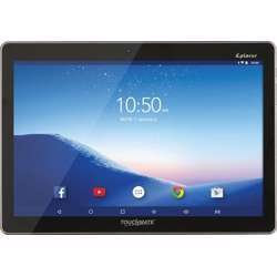 """Touchmate 10.1"""" Quad Core Tablet - Android Oreo 8.1 Os - 8GB Built-In Storage Memory - 1GB Ddr3 Built-In - 1.3 Ghz Quad-Core High-Speed Cpu - Black"""