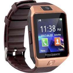 Touchmate Bluetooth Rechargeable Mobile Smartwatch