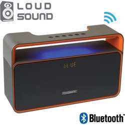 Touchmate Bluetooth Portable Party Speaker W/ Mic & Hands-Free
