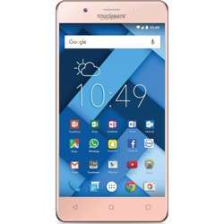 """Touchmate 5"""" Dual Sim 4G Smart Phone For Calling, High Speed, Wireless Internet, Photos, Movies, Music, Games, Chat & Apps - Rose Gold"""