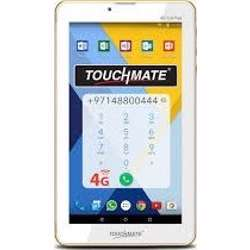 """Touchmate 7"""" 3G Calling Quad Core Tablet With Ms Office Preloaded - 16GB Storage - 1GB Ram, Android 7.0 Os - Hd Super Clear Screen - White"""