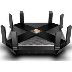TP-Link Next-Gen Wi-Fi Router Archer Ax6000 Up To 5952 Mbps: 4804 Mbps (5 Ghz) And 1148 Mbps (2.4 Ghz)