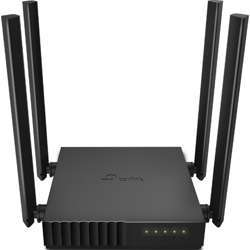TP-Link Ac1200 Dual-Band Wi-Fi Router Archer
