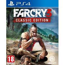 Ubisoft Far Cry 3 Classics Edition Ps4 Game