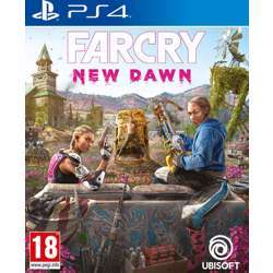 Ubisoft Farcry New Dawn Playstation 4 (Ps4) Game
