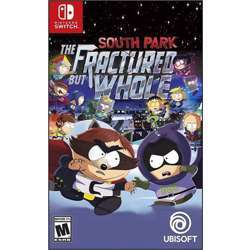 Ubisoft South Park: The Fractured but Whole - Nintendo Switch Standard Edition