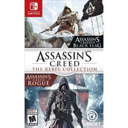 Ubisoft Games - Assassin''s Creed: The Rebel Collection - Nintendo Switch