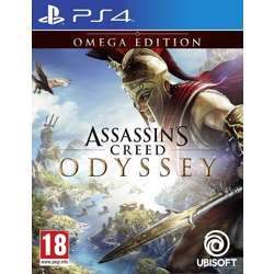 Ubisoft Assassin''S Creed Odyssey - Omega Edition (Ps4)