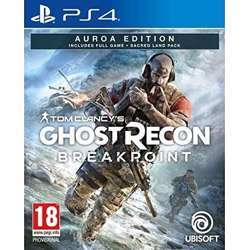 Ubisoft Tom Clancys Ghost Recon Breakpoint Auroa Edition Ps4