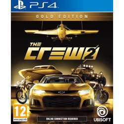 Ubisoft The Crew 2 - Gold Edition Playstation 4