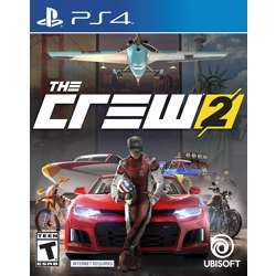 Ubisoft The Crew 2 For Playstation 4