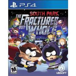 Ubisoft South Park The Fractured But Whole - Playstation 4