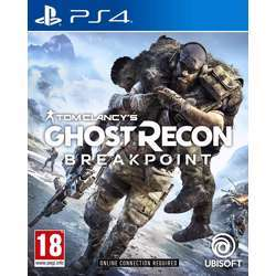 Ubisoft Ghost Recon Breakpoint (R2) Pegi Eng Std (Ps4)