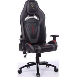 Urban Wave OC 6018 Gaming Chair Computer Office Chair in Racing Style - Grey OC 6018