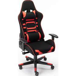 Urban Wave UW Gaming Chair Computer Office Chair With Adjustable Height And Lumbar Support Model RIO Fabric Material