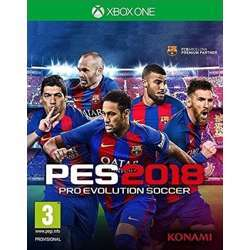 Xbox One Pro Evolution Soccer 2018 - Day One Arabic