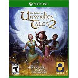 Xbox One Standard Edition The Book Of Unwritten Tales 2
