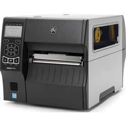 Zebra Zt420 Industrial Thermal Transfer Table Top Printer (203 Dpi, Monochrome, With 10/100 Ethernet, Bluetooth 2.1, USB Host)