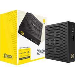 Zotac Magnus En72070V, Core I7 9Th Gen, Upgradable Up To 32GB Ddr4-2666, Rtx 2070 8GB Gddr6, Creator Ready / 4K Ready / Gaming Ready / Vr Ready. (Barebone), (Without Memory/Storage)