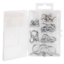 PowerSafe Hook 57 Pcs Kit