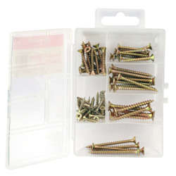 PowerSafe Clipboard Screw 75 Pcs Kit