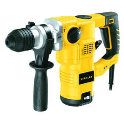 Stanley STHR323K 32Mm 1250W 3 Mode L-Shape Sds-Plus Hammer