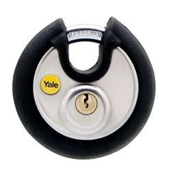 Yale Y130P Stainless Steel Protector Range Round Padlock 70 mm preview
