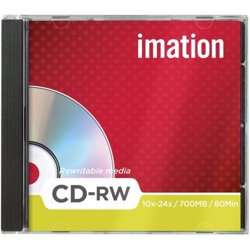 Imation CD-RW Slimcase preview