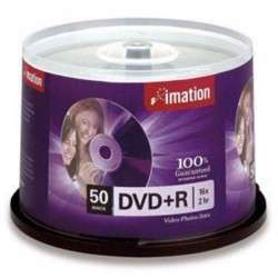 Imation DVD-R, DVD+R (1x50) preview