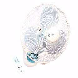 """Orient Wall Fan 49 16"""" With Remote Blue"""