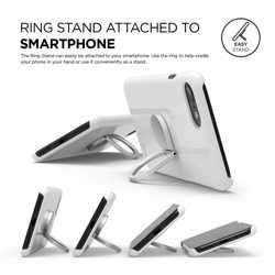 Elago Ring Holder Stand - Silver preview
