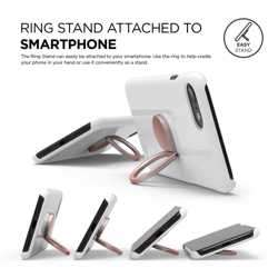 Elago Ring Holder Stand - Rose Gold preview