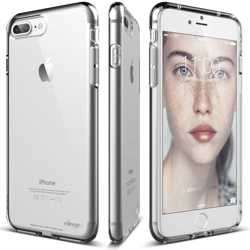 Elago Cushion Back Case for iPhone 8 / 7 Plus - Crystal Clear preview