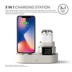 Elago 3 in 1 Charging Hub - Classic White preview