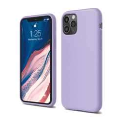 Elago Silicone Case for iPhone 11 Pro - Lavender preview