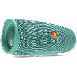 JBL Splashproof Portable Bluetooth Speaker With Usb Charger Charge4- Teal preview