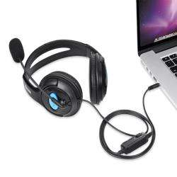ZG-Gamer Z1 Headphone for PS4 and PC - Black preview